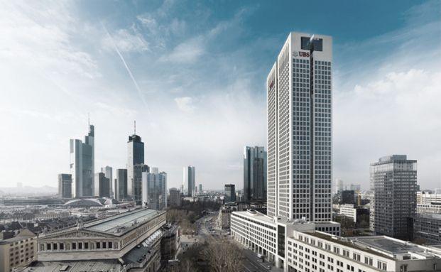 Im Frankfurter Opernturm befindet sich die Deutschlandzentrale von UBS (Foto: UBS Asset Management)