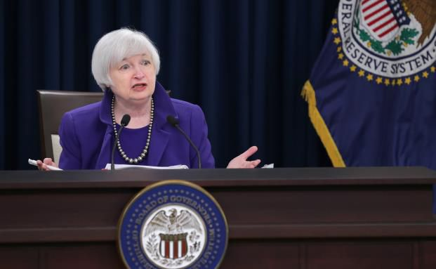 Fed-Chefin Janet Yellen (Bild: Getty Images)