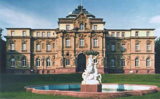 Der Bundesgerichtshof in Karlsruhe