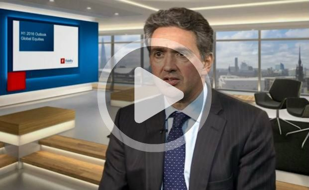 Dominic Rossi, Fidelity Global Chief Investment Officer für Aktien (Bild: Fidelity International)