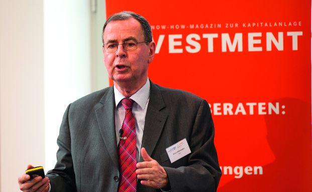 Klaus Kaldemorgen ist Fondsmanager des nach ihm benannten DWS Concept Kaldemorgen. Foto: Christian Scholtysik