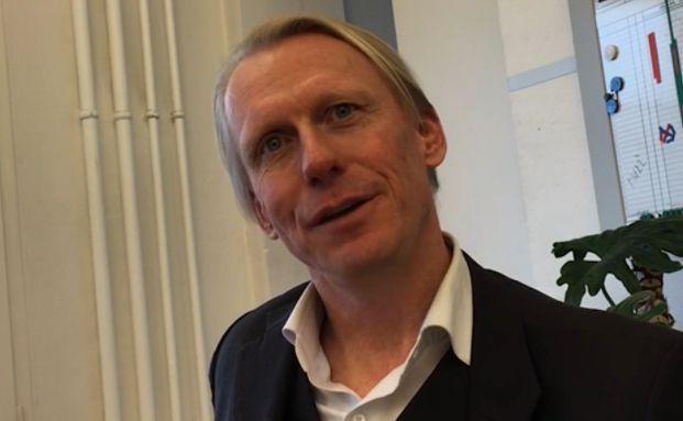 """Marc Lussy, Fintech-Pionier und Head of Business Development beim Portfoliomanagement-Dienstleister """"Investment by Objectives""""."""