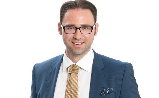 Davor Horvat ist Vorstand der Honorarfinanz AG.