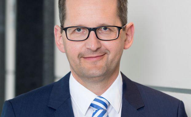 Jörg Stotz ist Geschäftsführer der Service-KVG Hansainvest