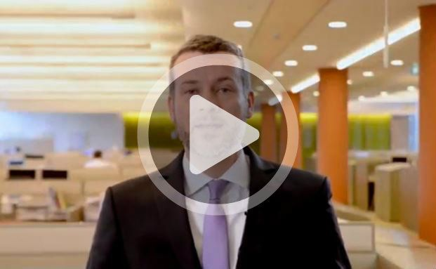 Carsten Roemheld, Kapitalmarktstratege bei Fidelity International (Bild: Fidelity International)