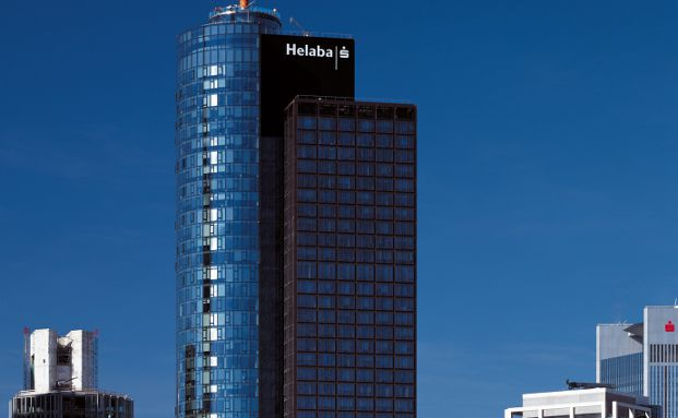 Die Landesbank Hessen-Thüringen hat in Frankfurt ihren Hauptsitz im Main Tower. Foto: Helaba