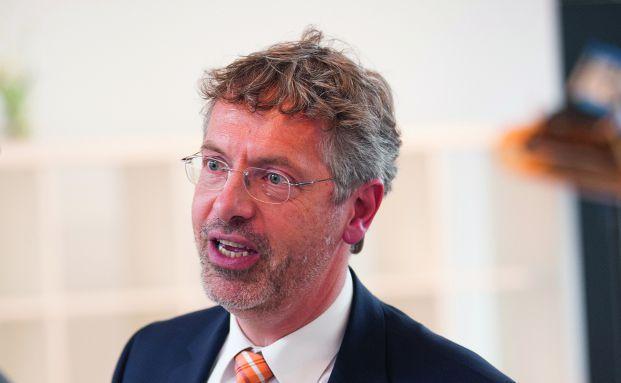 Philipp Vorndran ist Kapitalmarktstratege beim Kölner Vermögensverwalter Flossbach von Storch. Foto: Christian Scholtysik