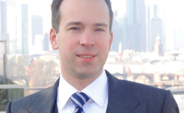 Christian von Engelbrechten, Fondsmanager des Fidelity Germany Fund (Bild: Fidelity International)