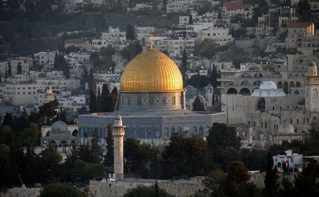 Die Altstadt von Jerusalem. Der neue iShares ETF ermöglicht europäischen Anlegern direkte Investitionen in den israelischen Aktienindex. (Foto: Getty Images)