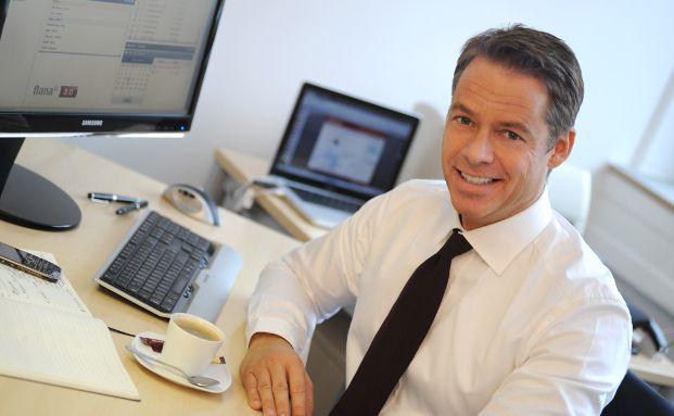 Alexander Schweers ist Geschäftsführender Gesellschafter bei Impeo Software.