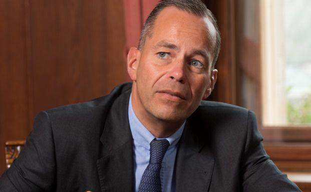Alexander Leisten, Deutschland-Chef von Fidelity (Bild: Fidelity International)