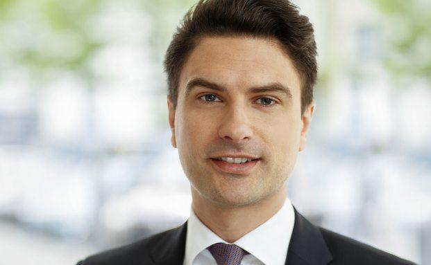 Peter Scharl, Vertriebsleiter von iShares in Deutschland, Österreich und Osteuropa