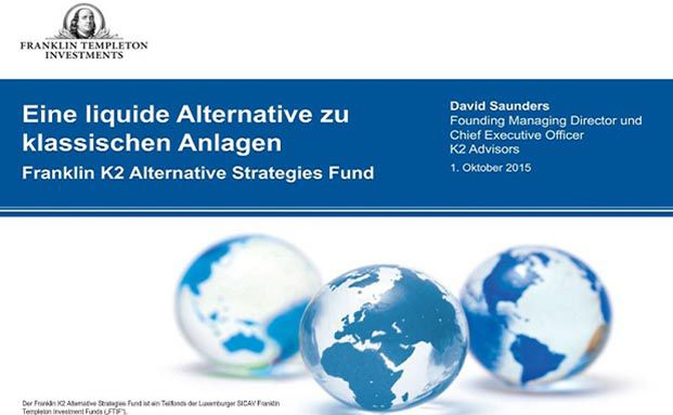 Franklin K2 Alternative Strategies Fund