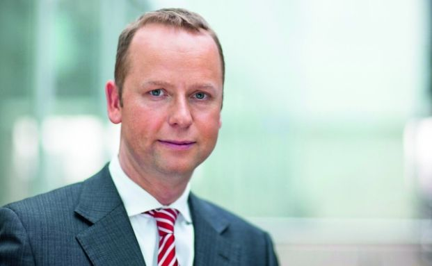 Henning Gebhardt ist Fondsmanager des DWS Aktien Strategie Deutschland.