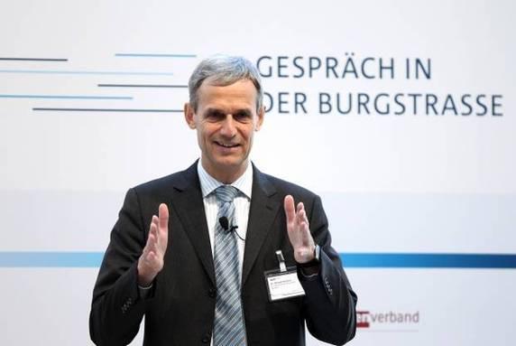 Michael Kemmer ist Hauptgeschäftsführer des Bundesverbands deutscher Banken. Foto: Boris Streubel, action press