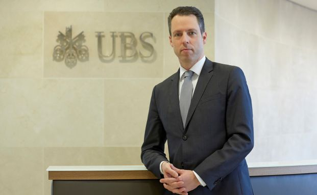 Gerit Heinz, Chef-Anlagestratege Wealth Management bei UBS in Deutschland