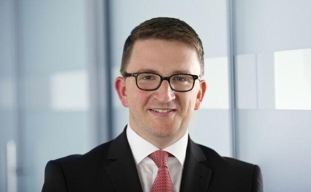 Christian Machts, Leiter des deutschen Retail-Geschäfts bei BlackRock.