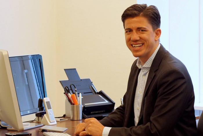 Karsten Allesch ist Geschäftsführer der Hamburger DEMV Deutscher Maklerverbund GmbH.