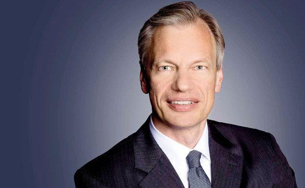 Wold-Christian Maßner, Vorstandsmitglied der Bankhaus Neelmeyer. Das Bankhaus Neelmeyer wurde von der BKB gekauft.