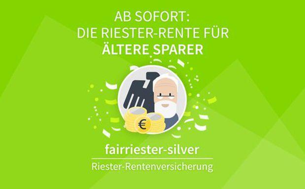 Der Berliner Fintech Fairr.de umwirbt jetzt auch die Zielgruppe 55 plus. Grafik: Screenshot Fairr.de