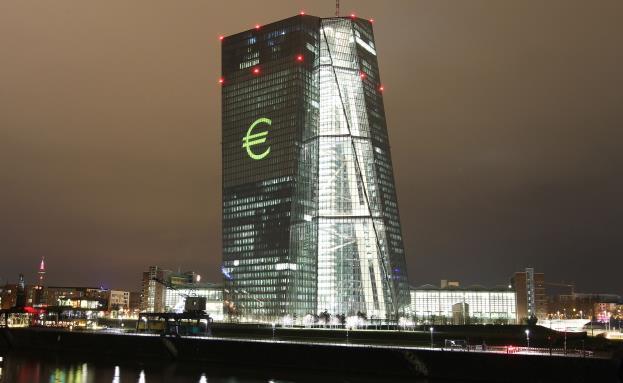 Europäische Zentralbank Hauptsitz in Frankfurt. (Foto: Getty Images)