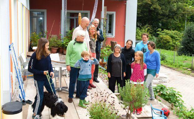 Knapp die Hälfte der deutschen Erblasser hinterlassen den nachfolgenden Generationen ein Haus oder eine Wohnung. Foto: LBS