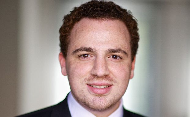 Jamal El Mallouki, Vorsitzender des Crowdfunding-Verbandes. Foto: Crowddesk