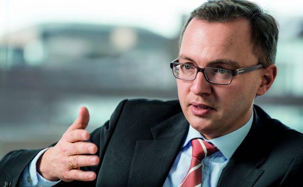 Axa-Vorstand Patrick Dahmen. Foto: Axa