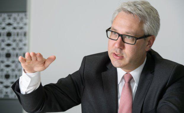 Robert Stolfo (41) ist seit Juli 2013 Managing Director von Invesco Real Estate (RE).