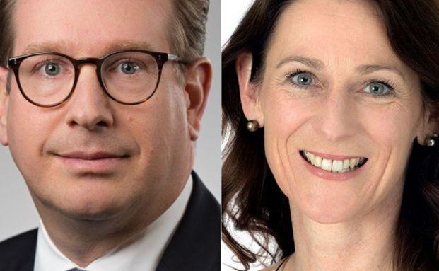 Verstärken den Aufsichtsrat von HQ Capital: Philipp Geller und Barbara Knoflach.