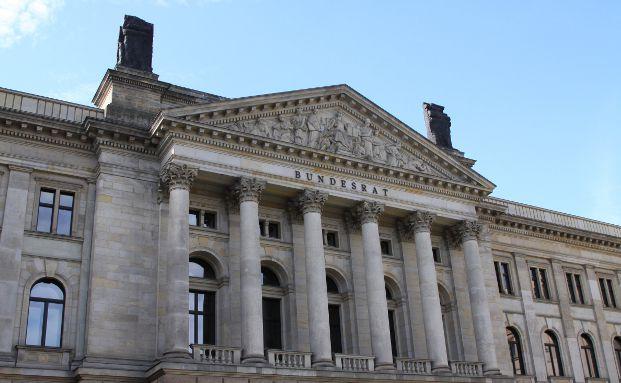 Das Gebäude des Bundesrates . Foto: © Bundesrat