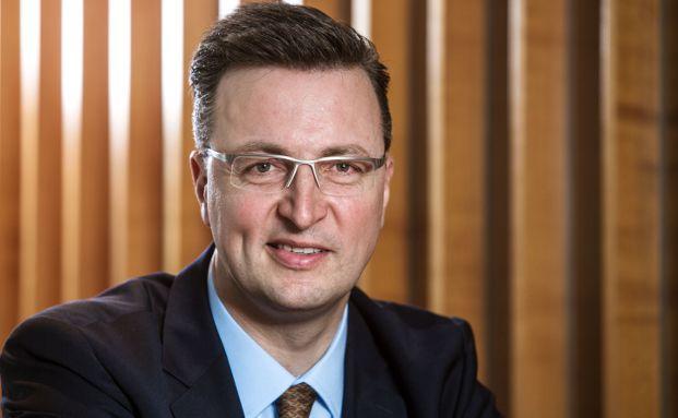 Robert Greil ist Chefstratege der Privatbank Merck Finck & Co.