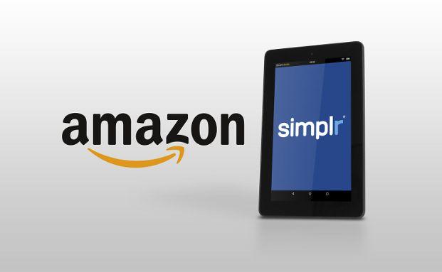 Jetzt auch bei Amazon: Die Kunden-App Simplr.