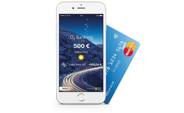 """Telefónica Deutschland tritt nach Unternehmensangaben an, um das Mobile Banking zu """"revolutionieren"""". Foto: obs/Telefónica Deutschland Holding AG"""