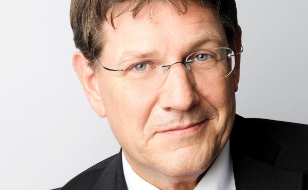 Der Geschäftsführer der Sutor Bank Robert Freitag.