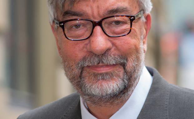 Uwe-Matthias Müller ist geschäftsführender Vorstand des Bundesverbands Initiative 50plus. Foto: Bundesverband Initiative 50plus
