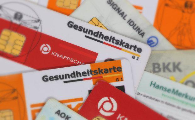 Das Niedrigzinsniveau macht auch den Krankenkassen zu schaffen. Foto: Tim Reckmann / <a href='http://www.pixelio.de' target='_blank'>pixelio.de</a>