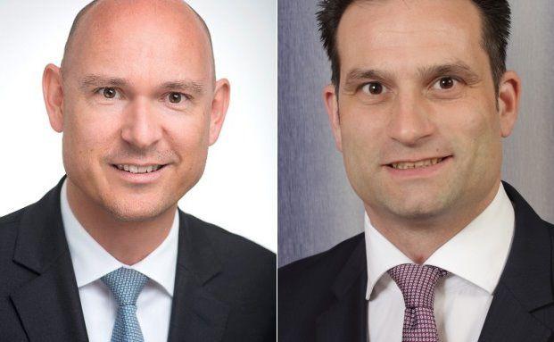 Die Credit Suisse Deutschland hat Ralph Metzger (l.) und Jochen Harth (r.) ins Management Committee berufen