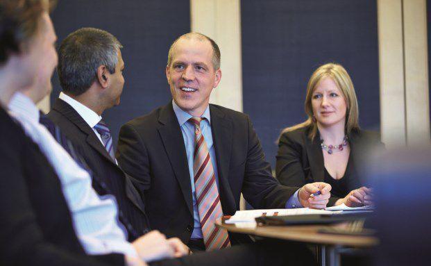Patrick Vogel, Anleiheexperte und Fondsmanager des Schroder ISF EURO Credit Conviction im Gespräch