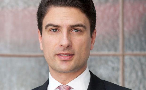 Peter Scharl, Leiter von BlackRocks ETF-Plattform iShares in Deutschland