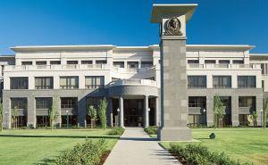 Franklin Templeton Hauptsitz in San Mateo, Kalifornien