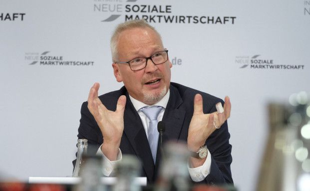 Jochen Pimpertz ist Rentenexperte des Instituts der deutschen Wirtschaft in Köln. Foto: © INSM / IW
