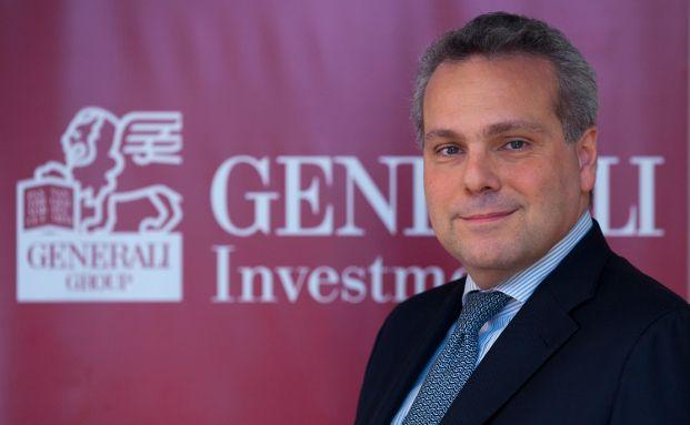 Santo Borsellino, Vorstandvorsitzender von Generali Investments