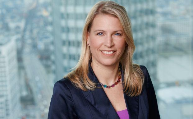 Melanie Kösser, Vertriebsleiterin bei Schroders