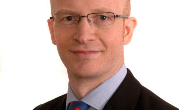 Steve Hussey, Chef des Kredit-Researchs für Finanzinstitute bei der Fondsgesellschaft AB