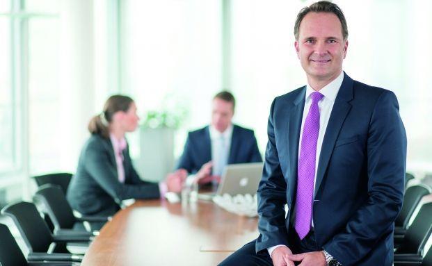 Jörg Schomburg, Axa IM Vertriebsleiter für Institutionelle Kunden in Deutschland