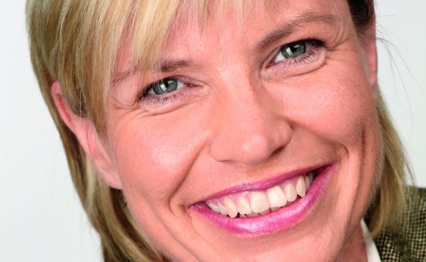 Edda Schröder ist Gründerin und Geschäftsführerin von Invest in Visions.