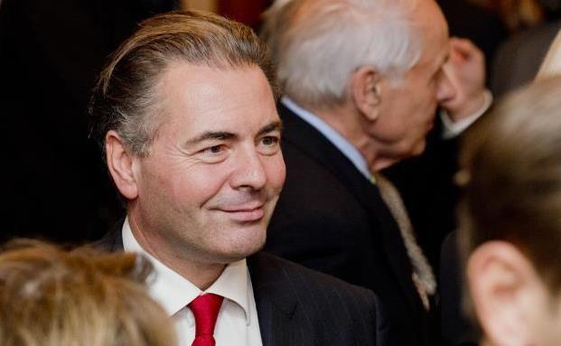 Eric Sarasin steigt bei einem Schweizer Fintech ein. Foto: Handelskammer Deutschland-Schweiz