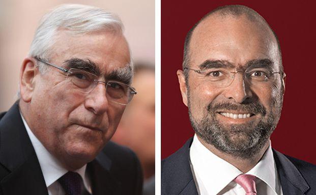 Ex-Finanzminister Theo Waigel (Foto: Getty Images) und Rechtsanwalt Christian Waigel