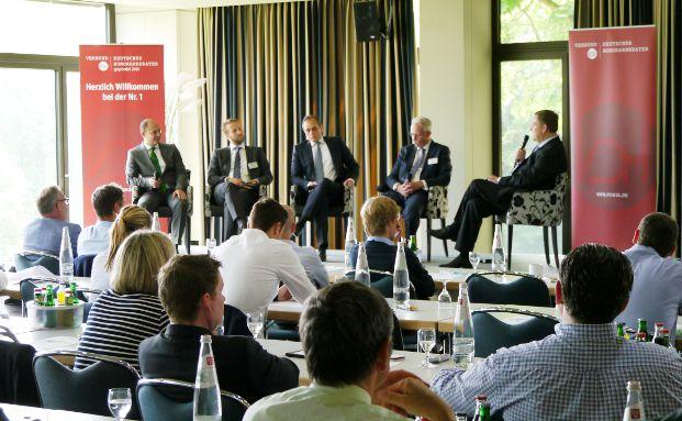 Die Panel-Diskussionen der Konferenz waren mit hochkarätigen Teilnehmern besetzt und zogen sich wie ein roter Faden durch die gesamte Veranstaltung. Foto: VDH